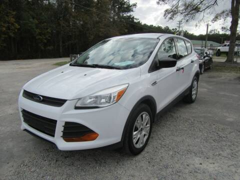 2015 Ford Escape for sale at Bullet Motors Charleston Area in Summerville SC