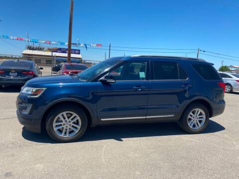 2017 Ford Explorer for sale at First Choice Auto Sales in Bakersfield CA