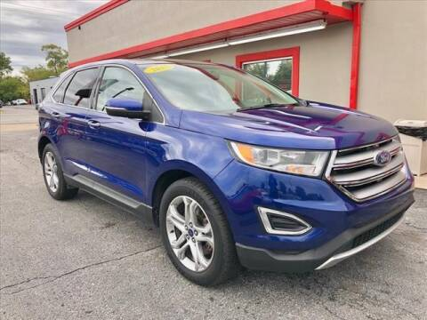 2015 Ford Edge for sale at Richardson Sales & Service in Highland IN