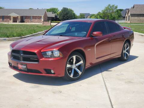 2014 Dodge Charger for sale at Chihuahua Auto Sales in Perryton TX