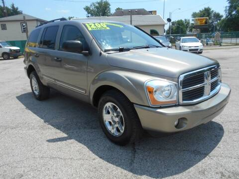 2005 Dodge Durango for sale at Car Credit Auto Sales in Terre Haute IN