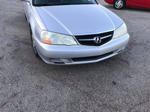 2003 Acura TL for sale at Stan's Auto Sales Inc in New Castle PA