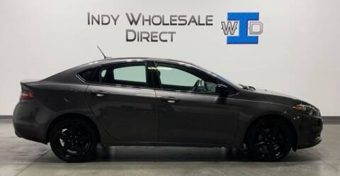 2014 Dodge Dart for sale at Indy Wholesale Direct in Carmel IN