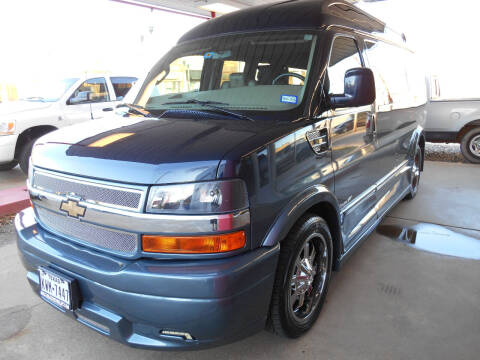 2017 Chevrolet Express Cargo for sale at Arkansas Wholesale Auto Sales in Hot Springs AR
