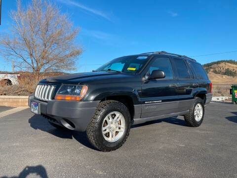 2004 Jeep Grand Cherokee for sale at Big Deal Auto Sales in Rapid City SD