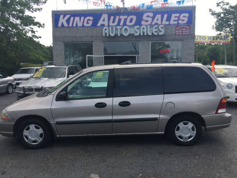 2003 Ford Windstar for sale at King Auto Sales INC in Medford NY