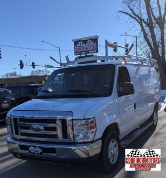 2011 Ford E-Series Cargo for sale at Corridor Motors in Cedar Rapids IA