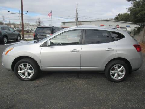 2008 Nissan Rogue for sale at Home Street Auto Sales in Mishawaka IN
