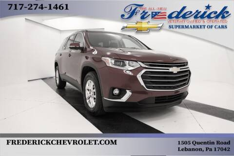 2019 Chevrolet Traverse for sale at Lancaster Pre-Owned in Lancaster PA