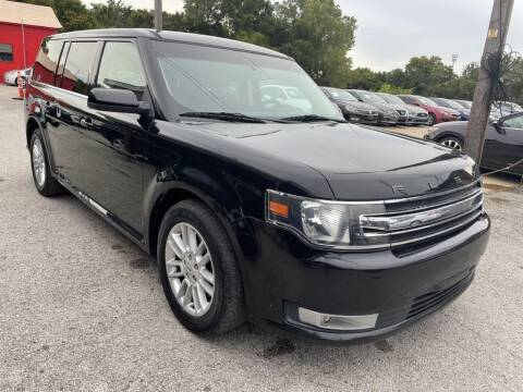 2014 Ford Flex for sale at Pary's Auto Sales in Garland TX