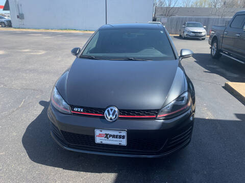 2015 Volkswagen Golf GTI for sale at Auto Credit Xpress - Jonesboro in Jonesboro AR