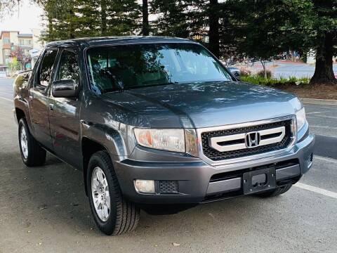 2011 Honda Ridgeline for sale at Brand Motors llc in Belmont CA