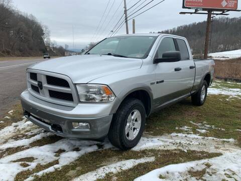 2009 Dodge Ram Pickup 1500 for sale at ABINGDON AUTOMART LLC in Abingdon VA
