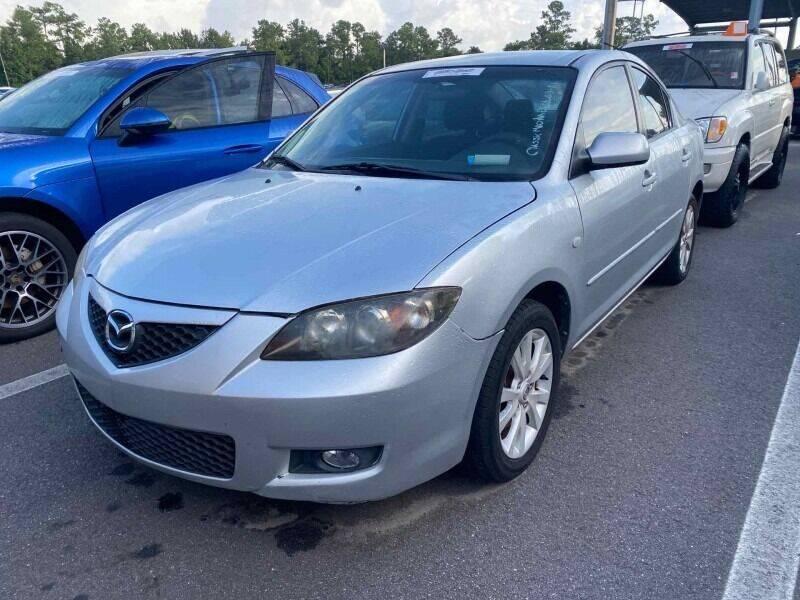 2007 Mazda MAZDA3 for sale at Sensible Choice Auto Sales, Inc. in Longwood FL
