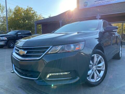 2019 Chevrolet Impala for sale at Global Automotive Imports in Denver CO