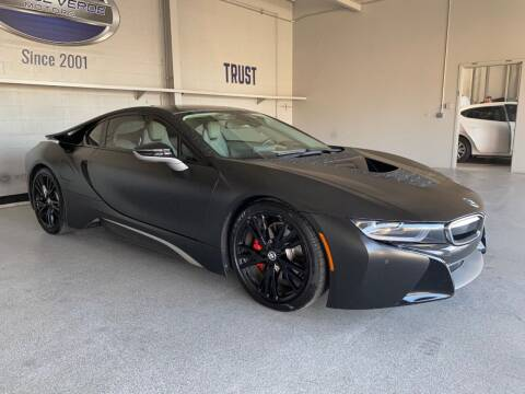 2015 BMW i8 for sale at TANQUE VERDE MOTORS in Tucson AZ