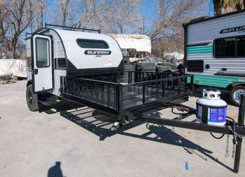 2021 Sunset Park RV Sunray for sale at GQC AUTO SALES in San Bernardino CA