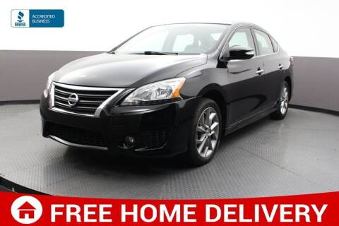 2015 Nissan Sentra for sale at Florida Fine Cars - West Palm Beach in West Palm Beach FL