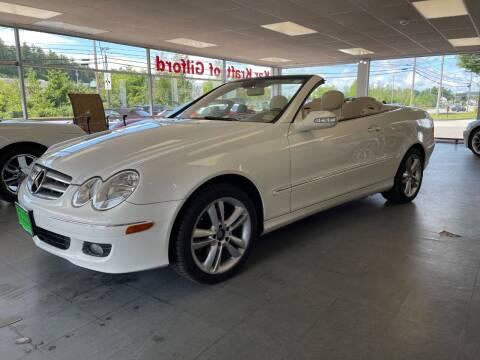 2008 Mercedes-Benz CLK for sale at Kar Kraft in Gilford NH