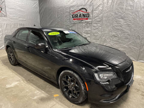 2019 Chrysler 300 for sale at GRAND AUTO SALES in Grand Island NE