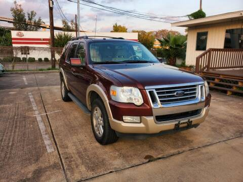 2010 Ford Explorer for sale at Zora Motors in Houston TX