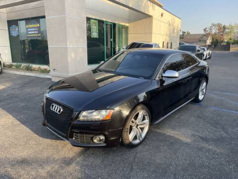 2011 Audi S5 for sale at AutoHaus Loma Linda in Loma Linda CA