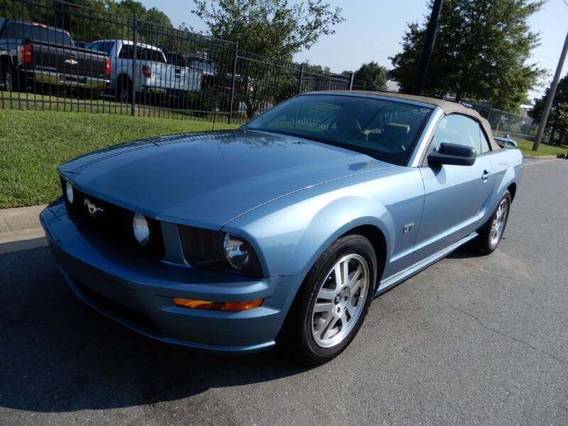 2006 Ford Mustang for sale at Keen Auto Mall in Pompano Beach FL