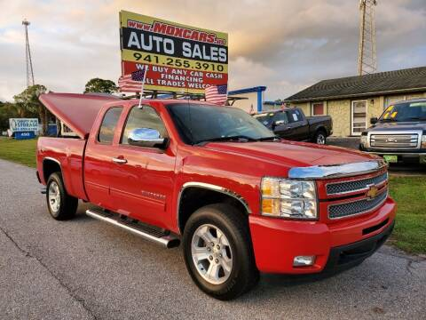 2012 Chevrolet Silverado 1500 for sale at Mox Motors in Port Charlotte FL