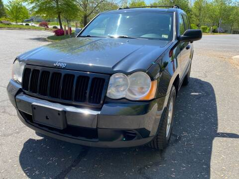 2009 Jeep Grand Cherokee for sale at Dreams Auto Group LLC in Sterling VA