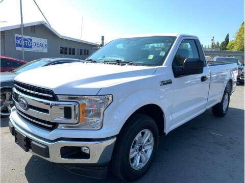 2019 Ford F-150 for sale at AutoDeals in Hayward CA