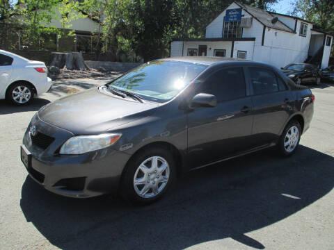 2009 Toyota Corolla for sale at Summit Auto Sales in Reno NV