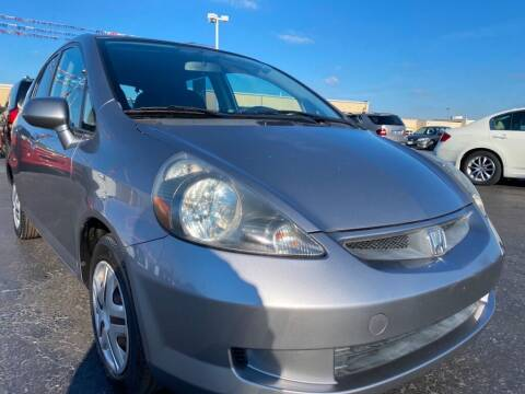 2008 Honda Fit for sale at VIP Auto Sales & Service in Franklin OH
