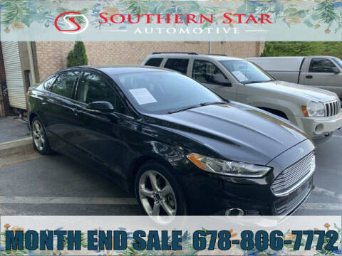 2013 Ford Fusion for sale at Southern Star Automotive, Inc. in Duluth GA