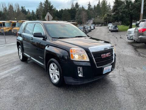 2013 GMC Terrain for sale at SNS AUTO SALES in Seattle WA
