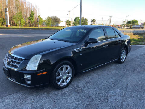 2008 Cadillac STS for sale at Reliable Motor Broker INC in Tampa FL