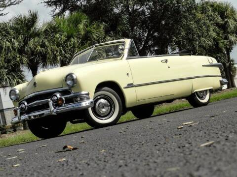 1951 Ford Deluxe for sale at SURVIVOR CLASSIC CAR SERVICES in Palmetto FL