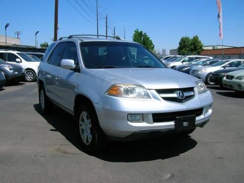 2005 Acura MDX for sale at Avalanche Auto Sales in Denver CO