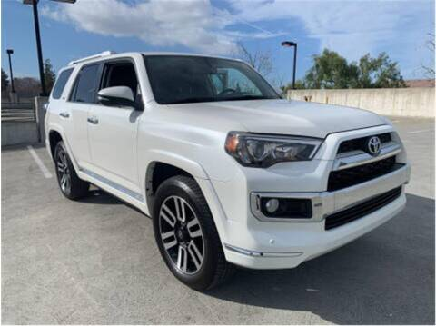 2018 Toyota 4Runner for sale at BAY AREA CAR SALES in San Jose CA