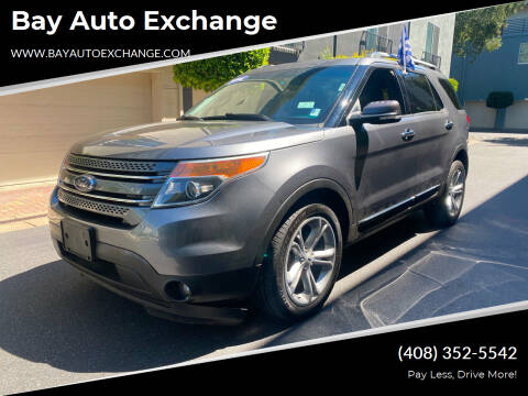 2014 Ford Explorer for sale at Bay Auto Exchange in San Jose CA
