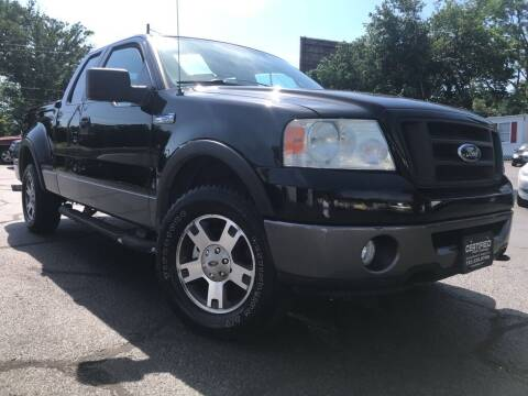 2007 Ford F-150 for sale at Certified Auto Exchange in Keyport NJ