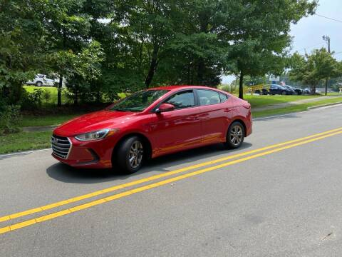 2017 Hyundai Elantra for sale at THE AUTO FINDERS in Durham NC