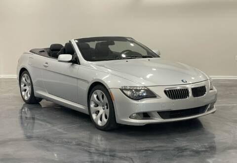 2008 BMW 6 Series for sale at RVA Automotive Group in Richmond VA