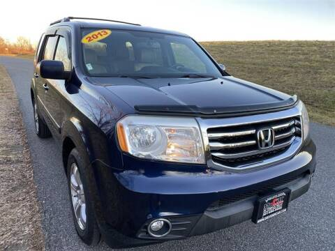 2013 Honda Pilot for sale at Mr. Car City in Brentwood MD