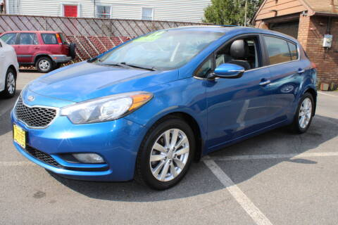2014 Kia Forte5 for sale at Lodi Auto Mart in Lodi NJ