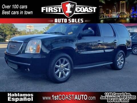 2008 GMC Yukon for sale at 1st Coast Auto -Cassat Avenue in Jacksonville FL