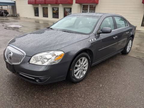 2011 Buick Lucerne for sale at Progressive Auto Sales in Twin Falls ID