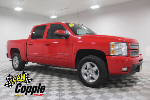 2012 Chevrolet Silverado 1500 for sale at Copple Chevrolet GMC Inc in Louisville NE