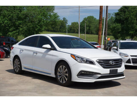 2015 Hyundai Sonata for sale at Sand Springs Auto Source in Sand Springs OK
