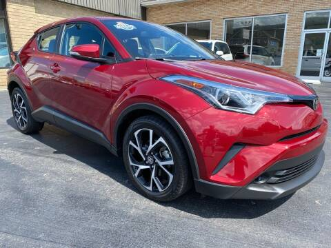 2018 Toyota C-HR for sale at C Pizzano Auto Sales in Wyoming PA