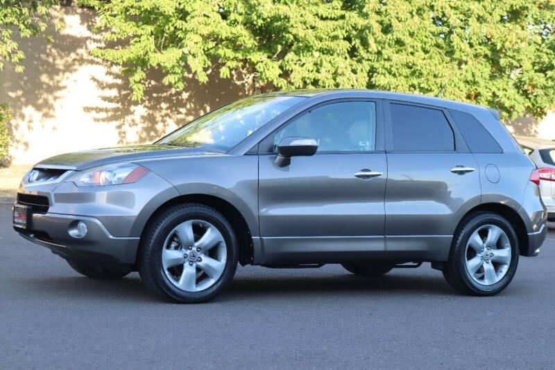 2008 Acura RDX for sale at Beaverton Auto Wholesale LLC in Hillsboro OR